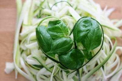 Green Leaf Heart