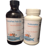 CrockPet Fish Oil and Probiotic